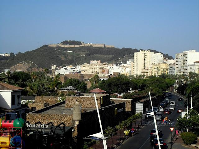 Visitas turísticas en la ciudad de Ceuta