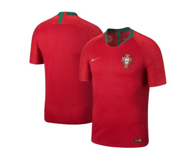 timnas portugal 2018