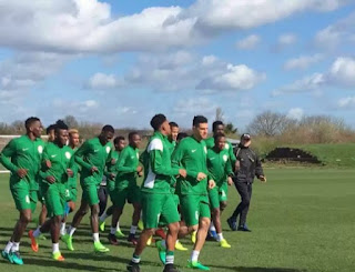Super Eagles International friendly Burkina Faso called off