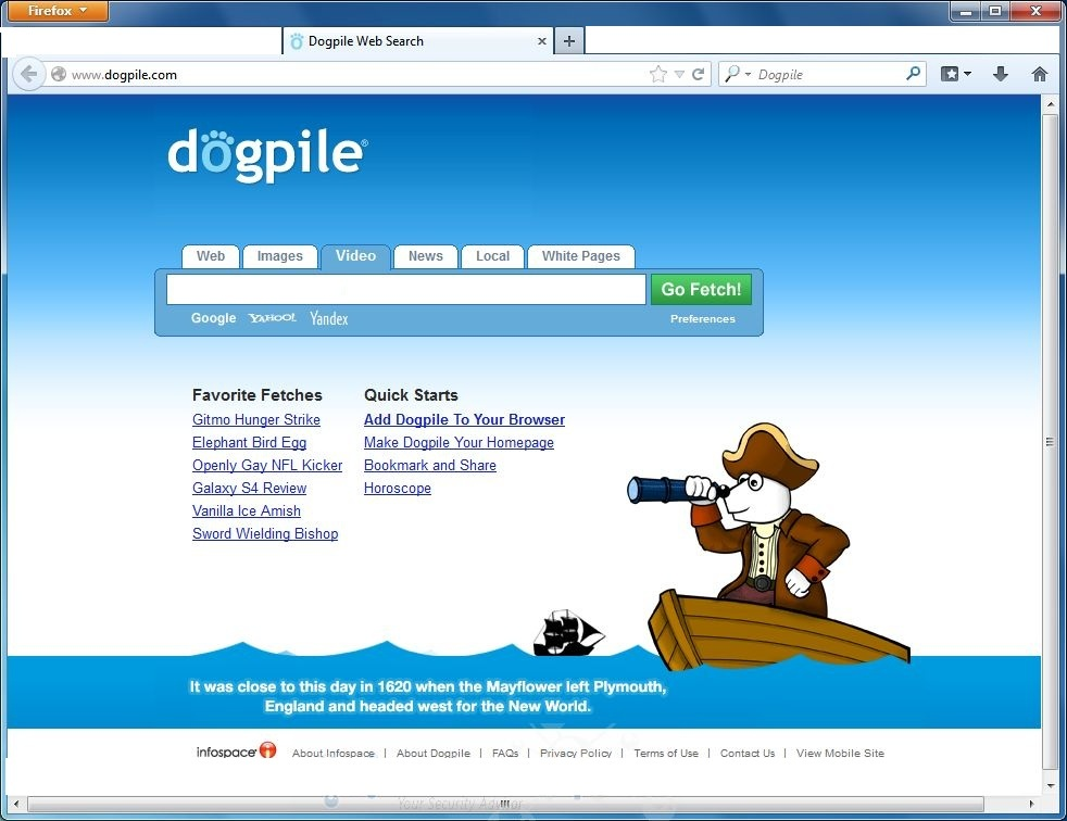 All About PC Virus Removal: Remove Dogpile.com Redirect Virus