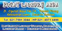 Spanduk Laundry