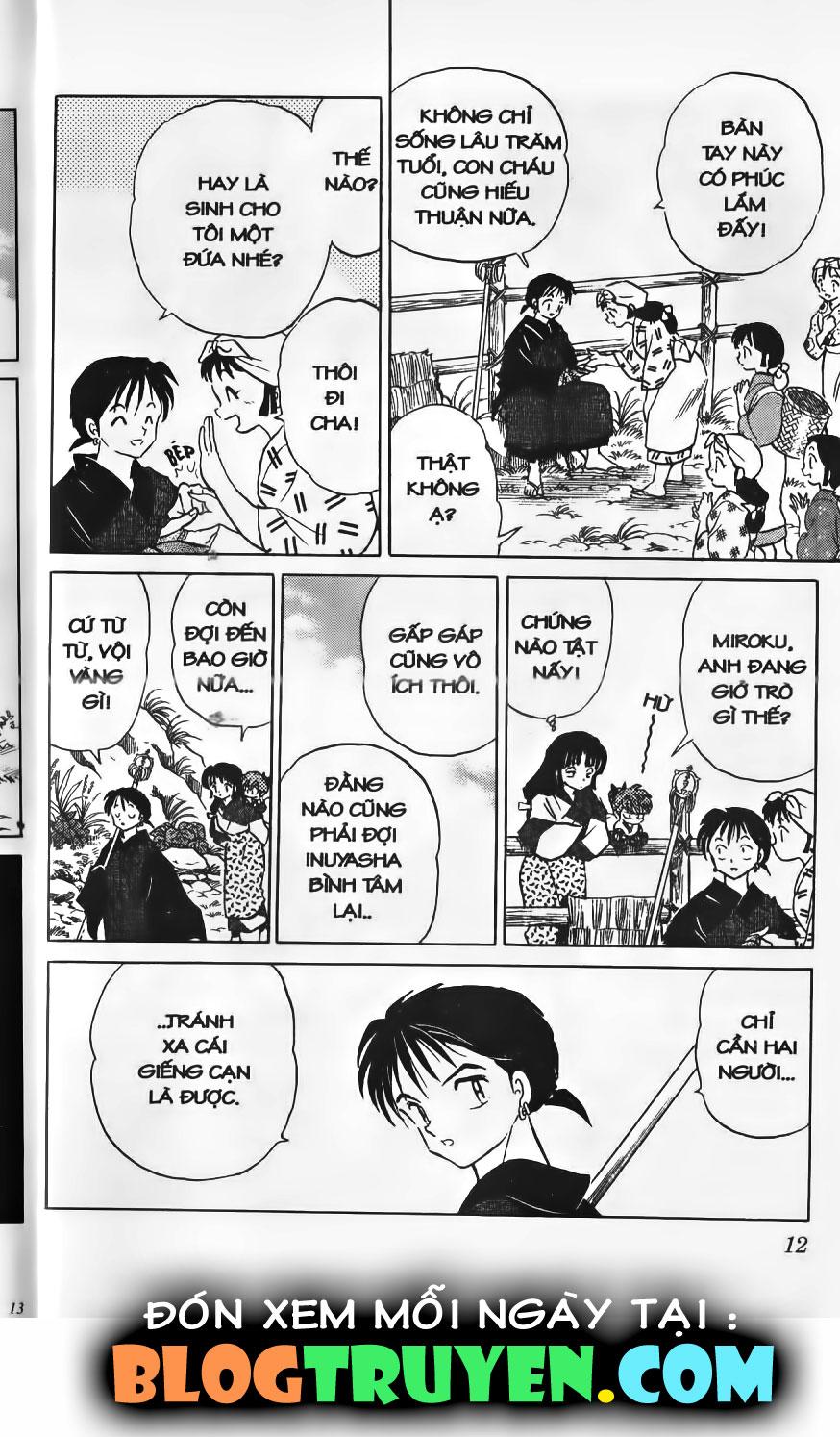 Inuyasha vol 15.1 trang 11