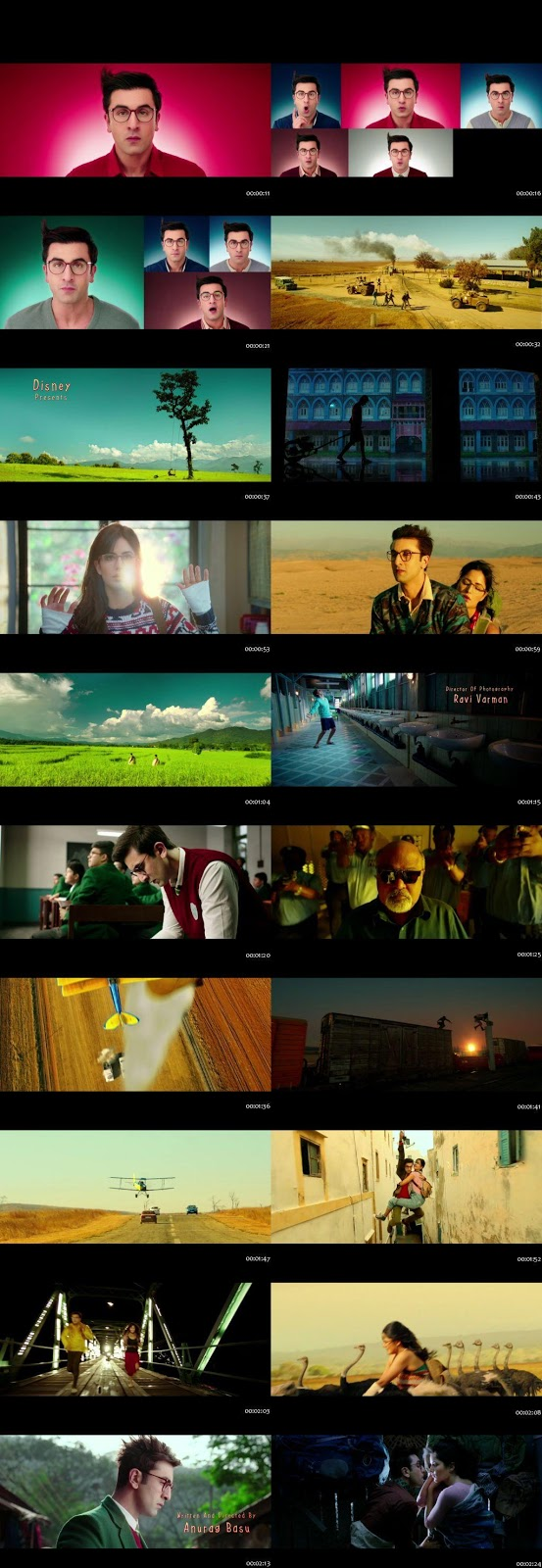 Jagga Jasoos 2017 Watch Hindi Movie Official Trailer Online Download