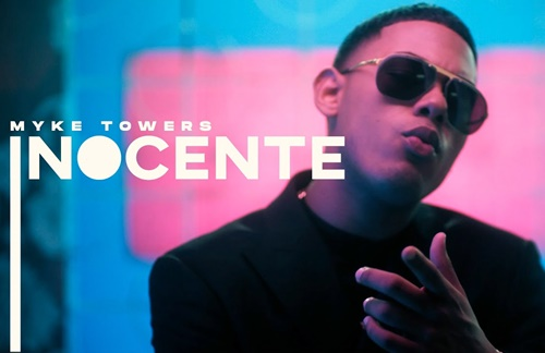 Myke Towers - Inocente