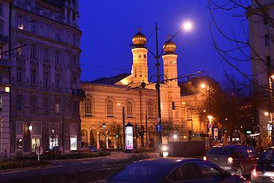 SINAGOGA-BUDAPEST