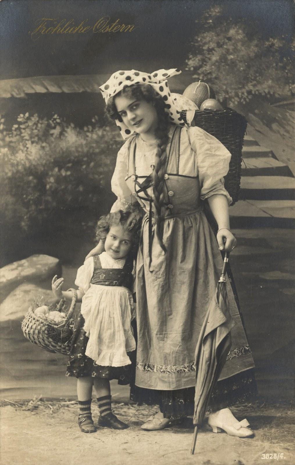 Нежного, открытка старинная фото