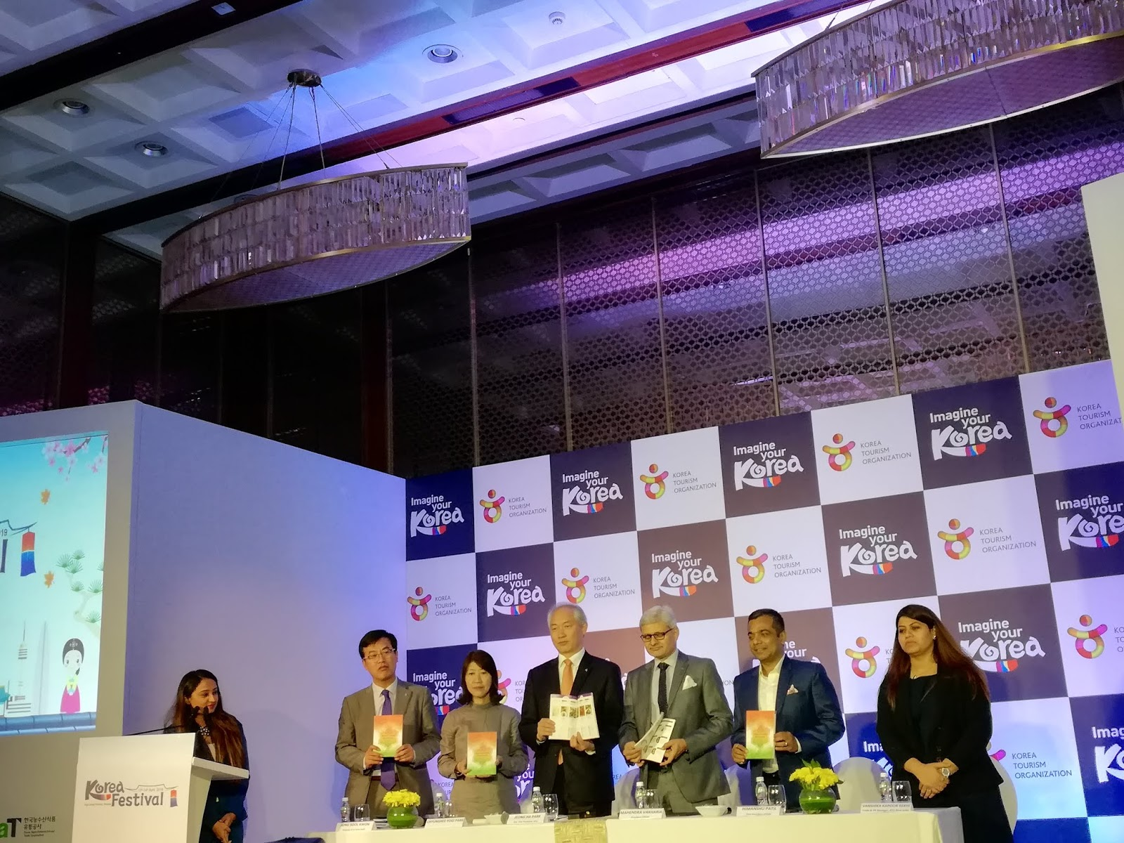 SPIRIT OF MUMBAI: Korea Tourism Organization announces the opening