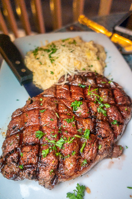 Steak - Harry's Bar and Grill - St. Augustine, FL