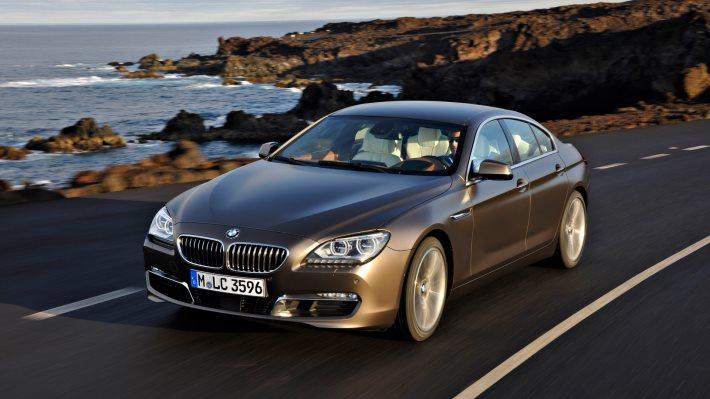 Wallpaper 2: BMW 6 Series Gran Coupe