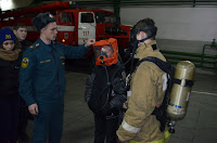 Реалии работы пожарного!