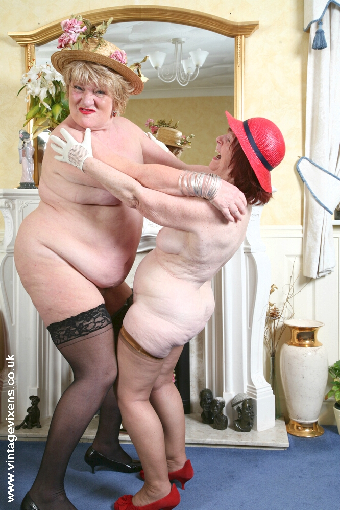 Archive Of Old Women Grannies Hot Mix-1376