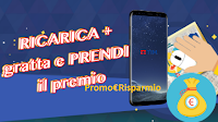 Logo Ricarica + e Vinci Sempre 2018: ogni mese oltre 7.500 premi, smartphone, Tablet e ricariche!