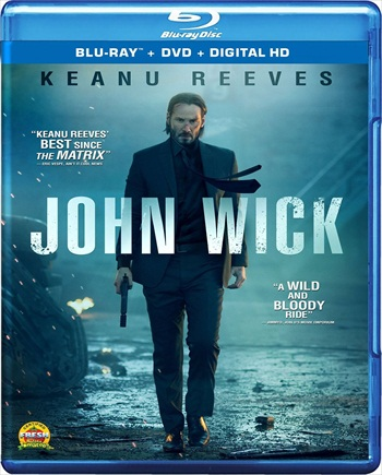 John Wick 2014 Dual Audio Hindi Bluray Movie Download