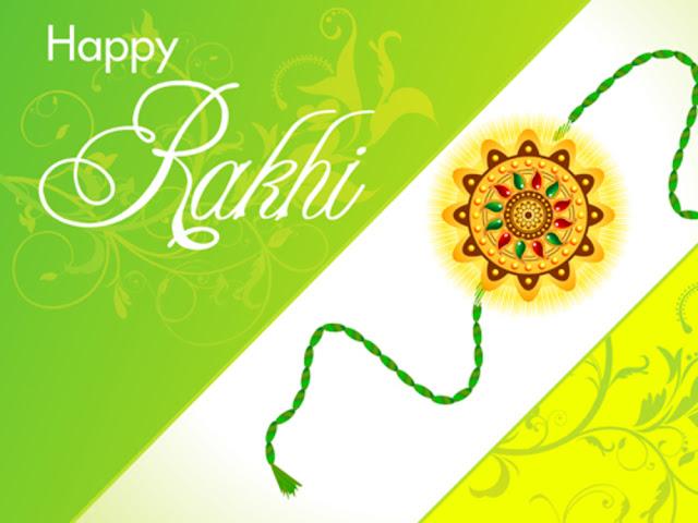 Happy Rakhi Images for sister