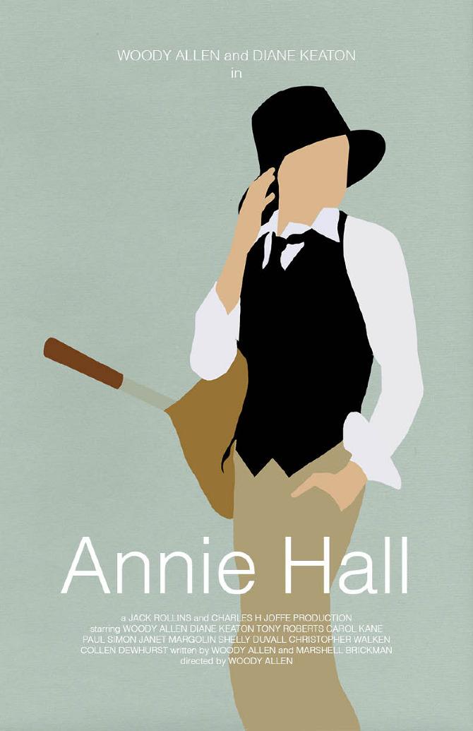 annie hall poster - photo #14