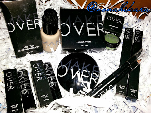 MAKEOVER-JANUARI MAKEUP HAUL ^^
