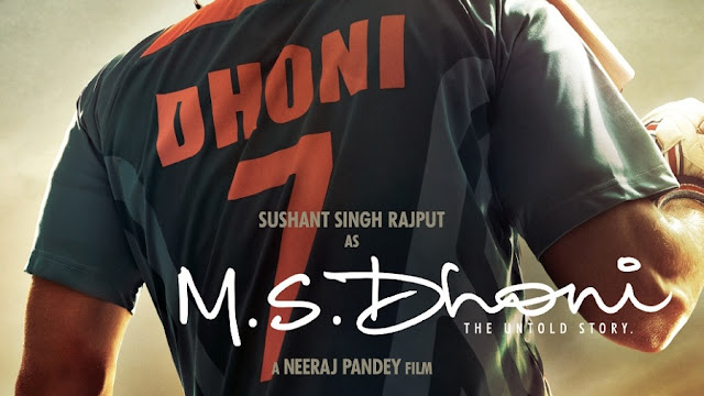 'MS Dhoni: The Untold Story