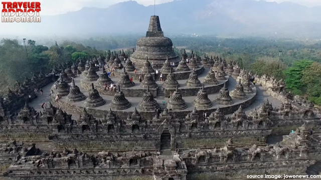tours to Borobudur temple for educational tourism for families