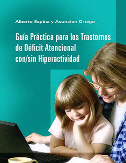 GUÍA PRÁCTICA PARA LOS  TRASTORNOS DE DÉFICIT ATENCIONAL  CON/SIN HIPERACTIVIDAD
