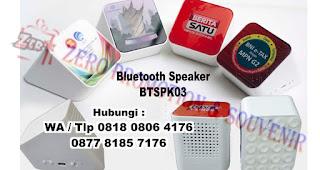 Bluetooth Speaker promosi, speaker bluetooth BTSPK03,  speaker mini bluetooth, Speaker Bluetooth Print Full Color BTSPK03
