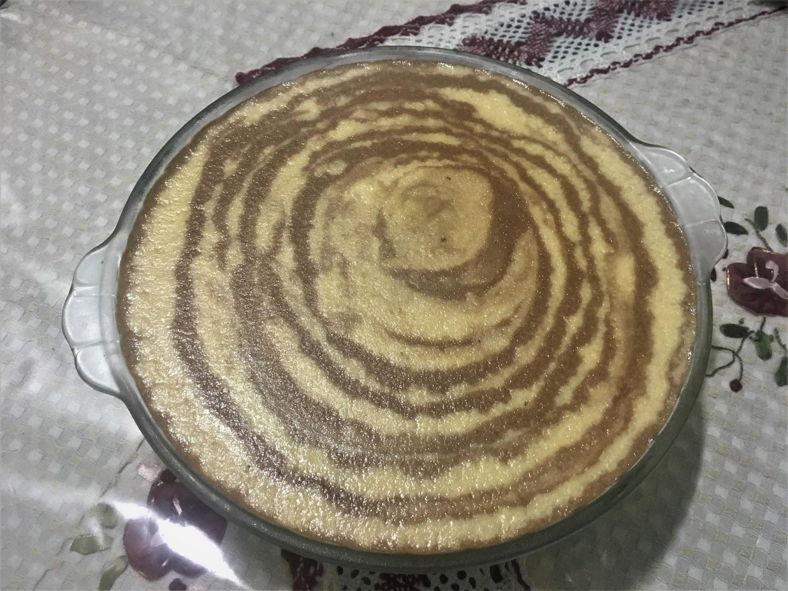 Cara Buat Agar-agar Roti Milo Guna Agar-Agar Bertali Yang Sangat Mudah