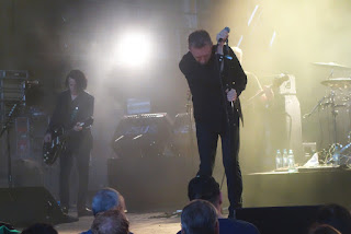 24.06.2018 Duisburg - Landschaftspark Nord: The Jesus And Mary Chain