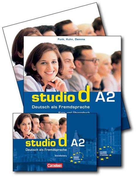 تحميل كتاب studio d a1