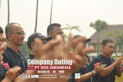 Company Outing PT SOG INDONESIA