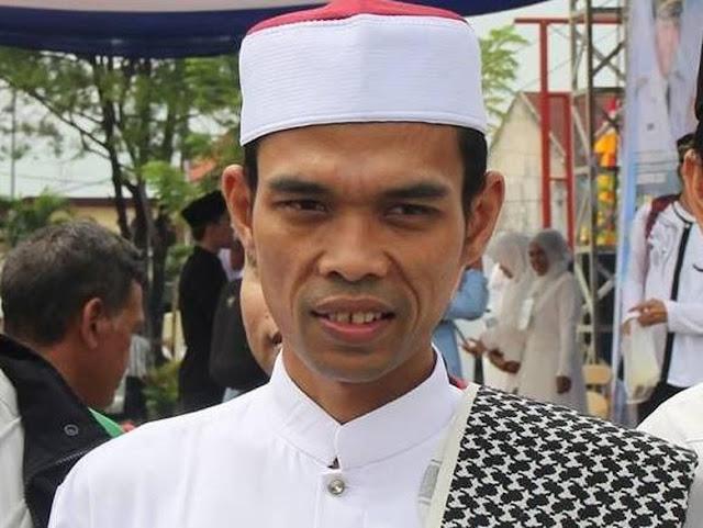 Alasan Ustaz Abdul Somad Tak Ikut Reuni 212