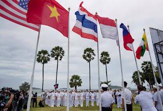 AS - ASEAN Latihan Militer Bersama