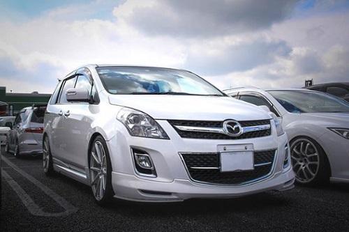 Jual Mazda 8 Bekas