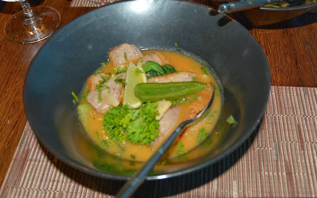 Silk Harvest Red Curry Duck