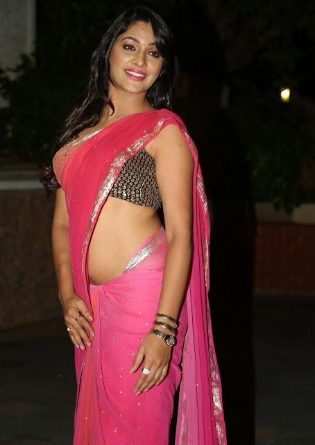 Kesha Khambhati latest navel pics