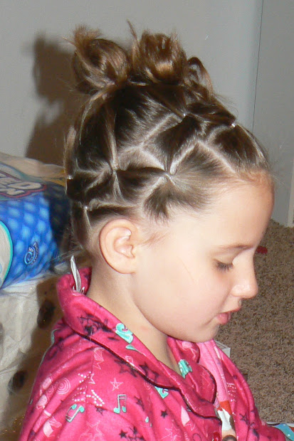 fun hair ideas little girls