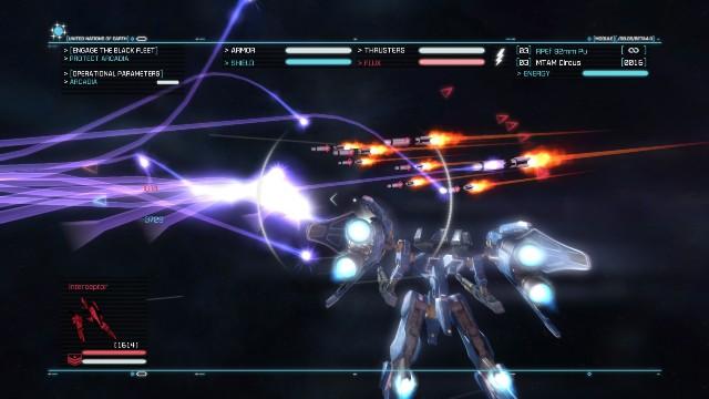 Strike Suit Zero PC Games Gameplay