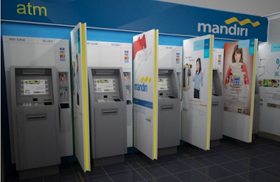 Cara Cek Saldo BRI BNI Mandiri BCA Lewat ATM beserta gambar