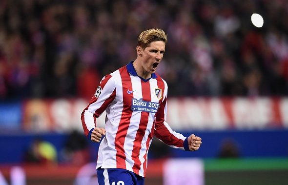 Fernando Torres seal Atletico Madrid new deal