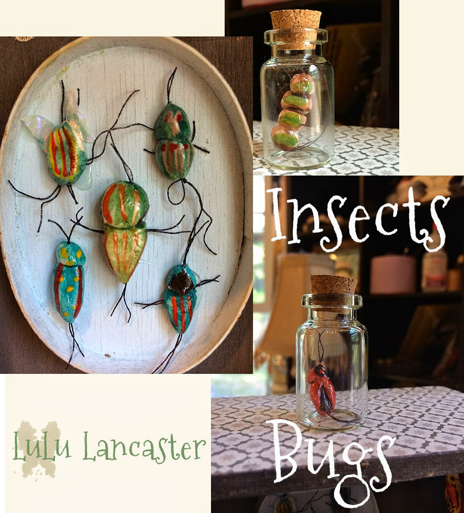 Design Your Own Swag Contest Ends Today: Creative Paperclay® Air Dry Modeling Material: Spring Bugs