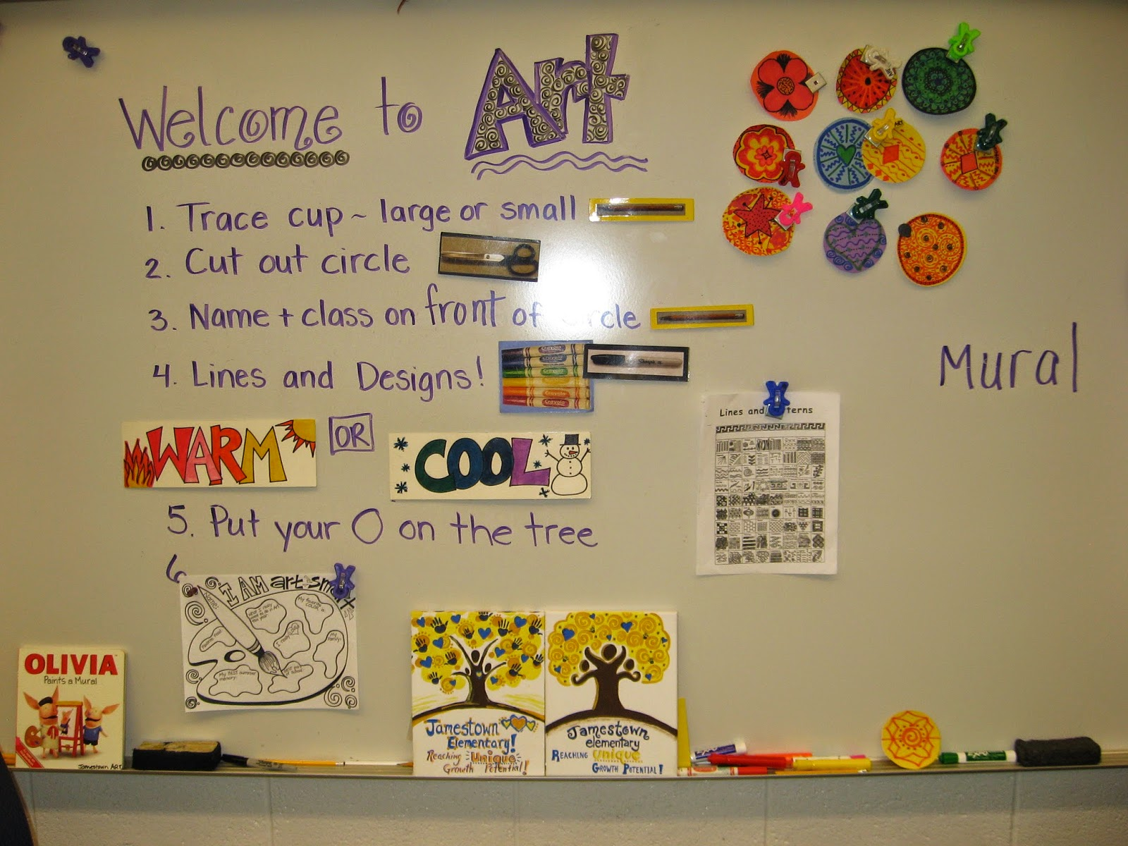 Images About Collaborative Art Murals