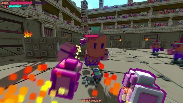 Spartan Fist PC Full