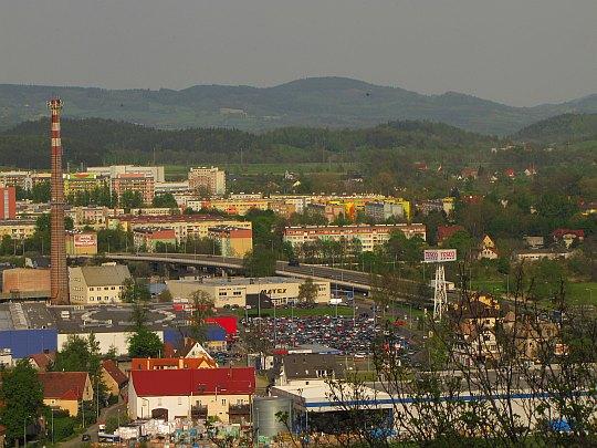 Zabobrze - największa dzielnica Jeleniej Góry.