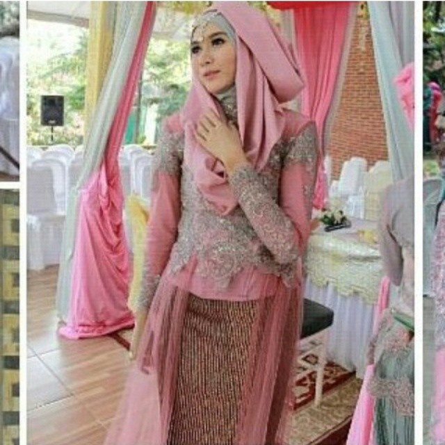 Inspirasi 20 Model Kebaya Muslim