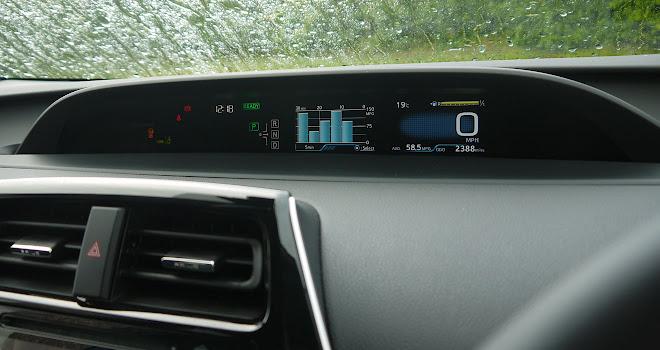 2016 Toyota Prius blah
