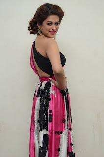 Actress Shraddha Das Latest Stills in Stylish Dress at tur Talkies Audio Launch  0026.jpg