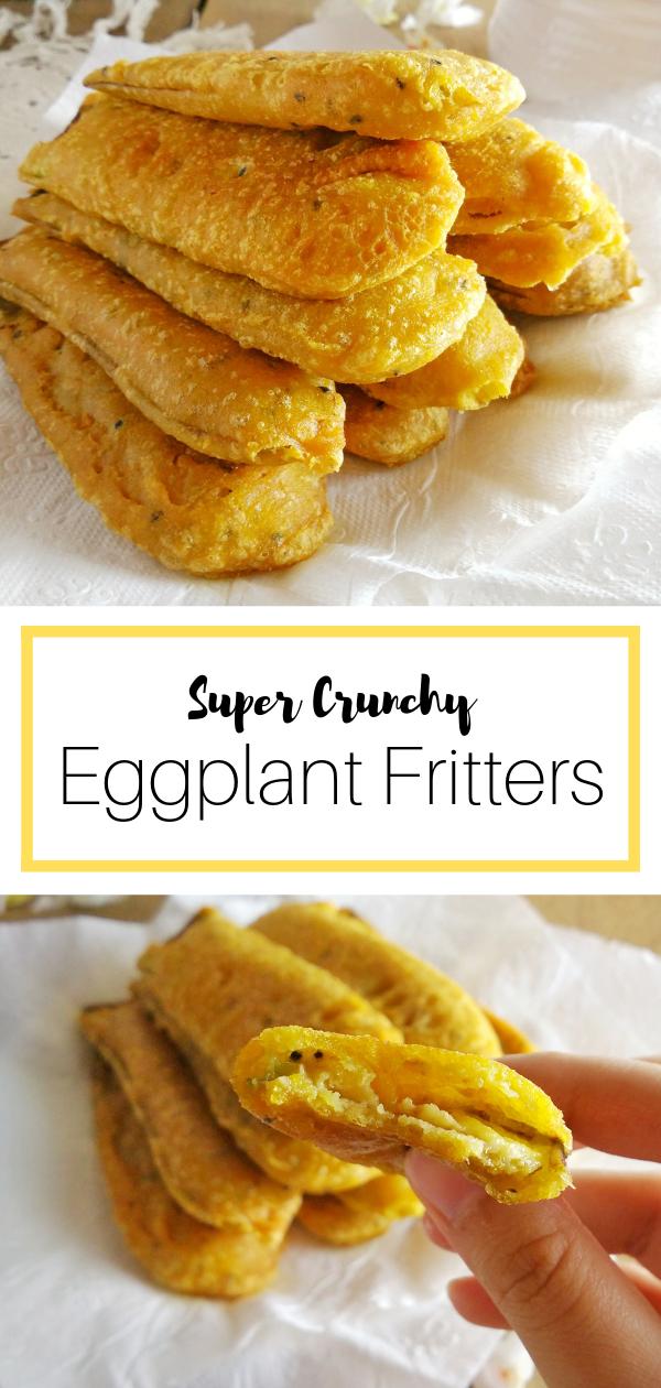 Beguni   Eggplant Fritters