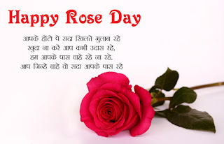 Rose Day Messages and Quotes For Wife | Husband