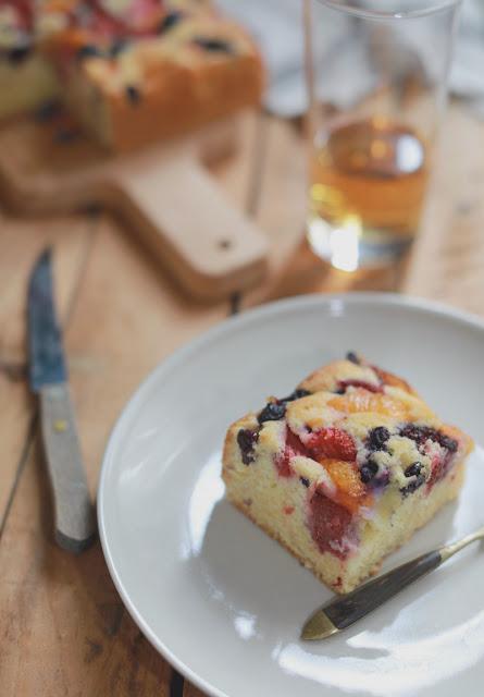 Cara Buat Kek Fruit Pastry Viral Yang Sedap Dan Mudah