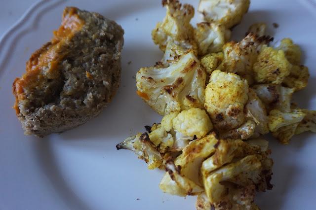 une_journée_dans_mon_assiette_what_i_eat_in_a_day_hiver_recette_recipe_healthy_terrine_vegan_butternut_chou_fleur_curry