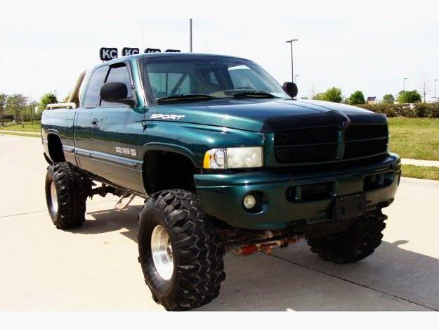 4X4 Trucks Versus Lifted Trucks | Automotive