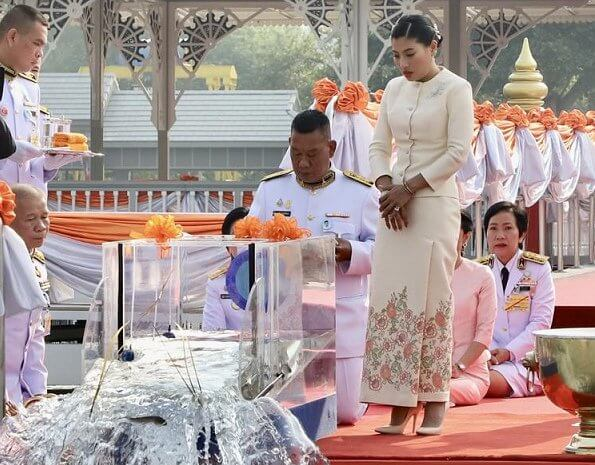 Princess Sirivannavari, the only daughter of King Vajiralongkorn and his consort Sujarinee Vivacharawongse, turned 33